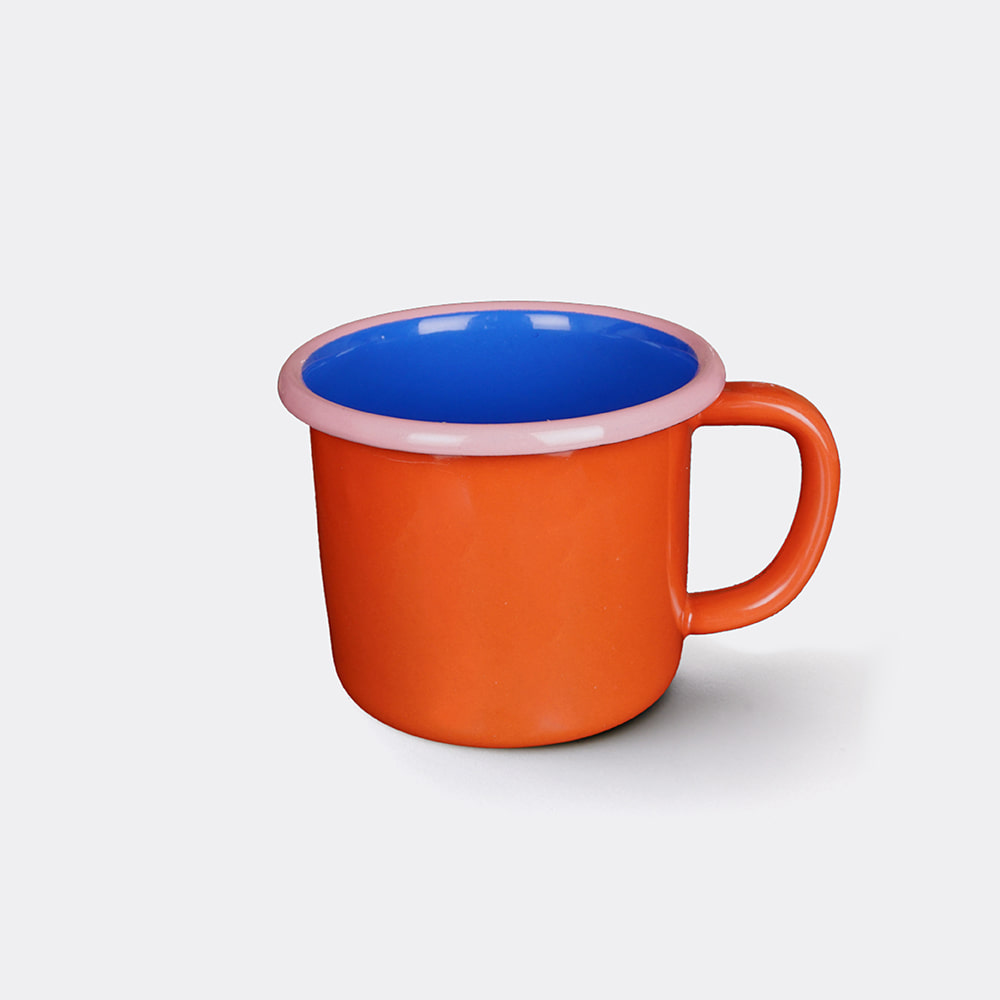 [BORNN] Colorama Mug- Orange