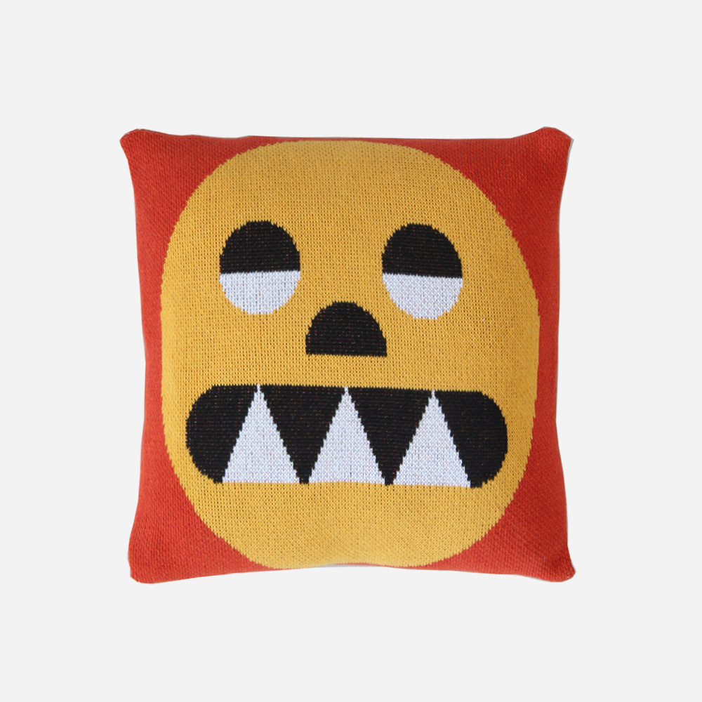 [DITTO HOUSE] Growl Pillow Cover