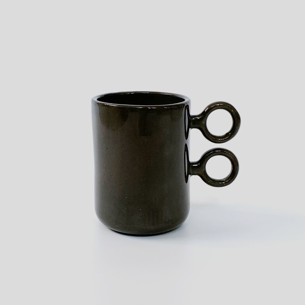 [ABS OBJECTS] Scissor Mug - New Black